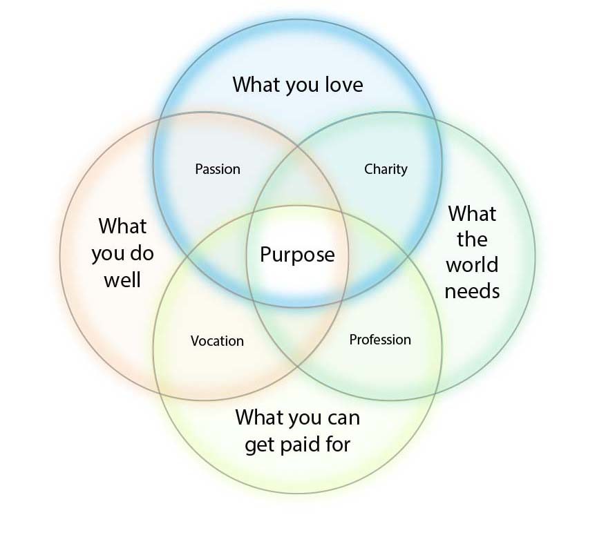 Purpose driven career