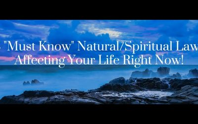 "The 8 ""Must Know"" Spiritual Laws Affecting Your Career Right Now!"